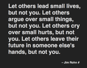 On-Small-Lives