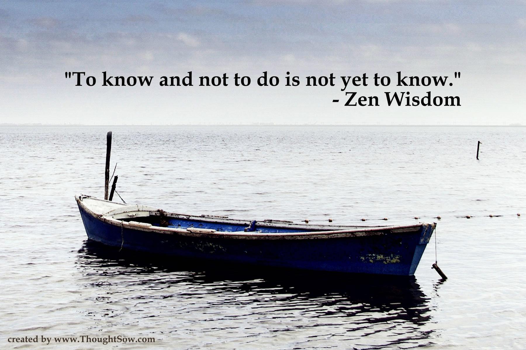 best quotes zen quote