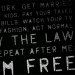 You Are Free And There's Nothing To Do