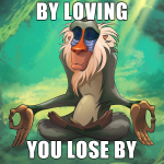 The Wisdom Of Rafiki