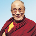 His Holiness the 14. Dalai Lama